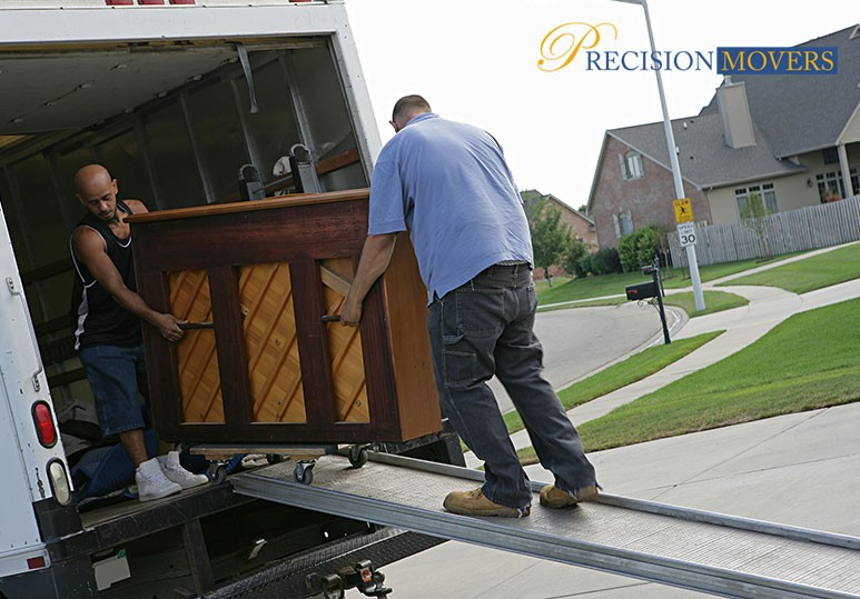 calgary professional piano movers