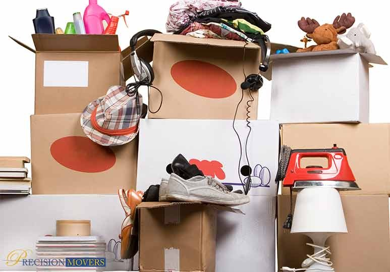 Precision Movers Ltd Moving 7 Things Your Movers Wont Move