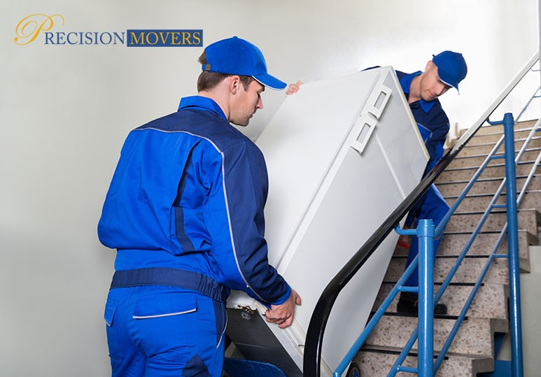Precision Movers Calgary A Checklist For Moving Your Appliances to Your New Home