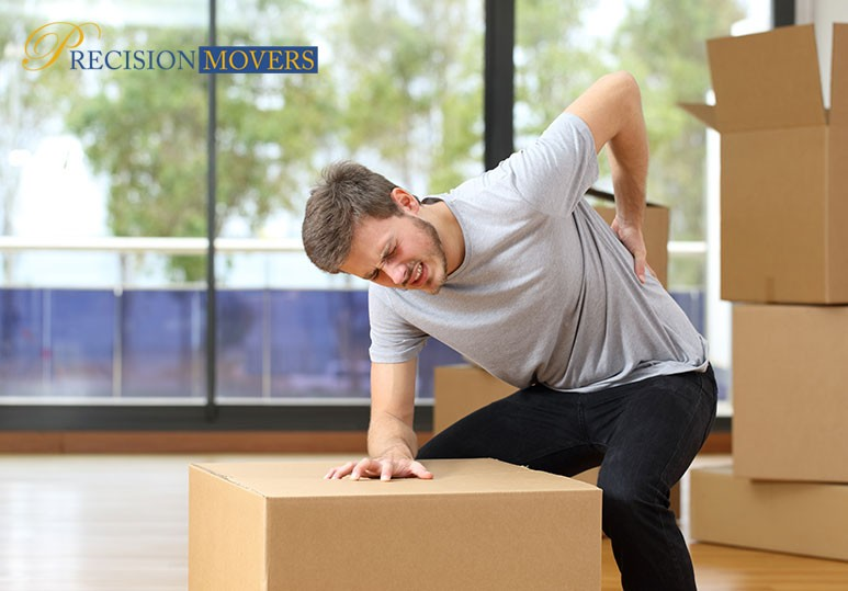 4 Common Moving Injuries and How to Avoid Them