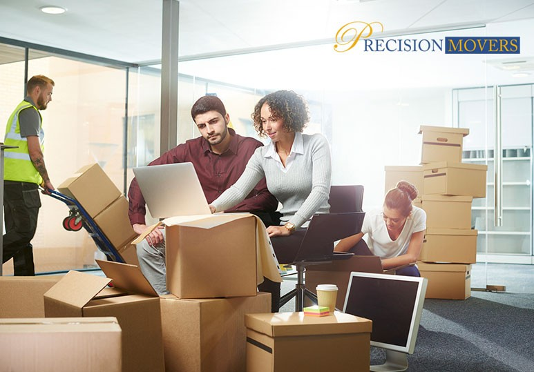 Top 3 Tips for a Smooth Office Moving Day