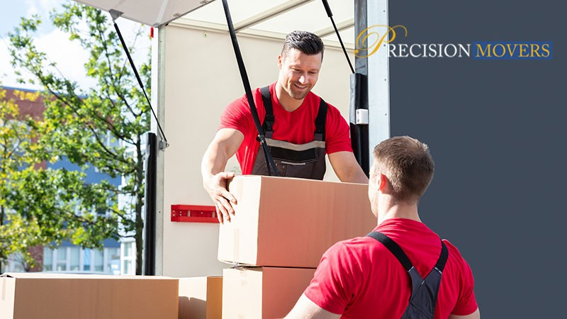 Local Moving Companies Calgary  |  Precision Movers