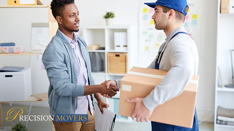 Moving Services Calgary |  Precision Movers