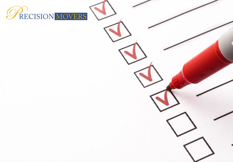 Be Prepared For Your Next Move By Following This Moving Checklist