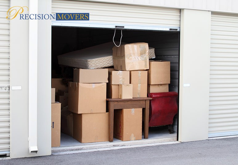 Precision Movers Calgary Four Helpful Tips When You Need Storage For Moving