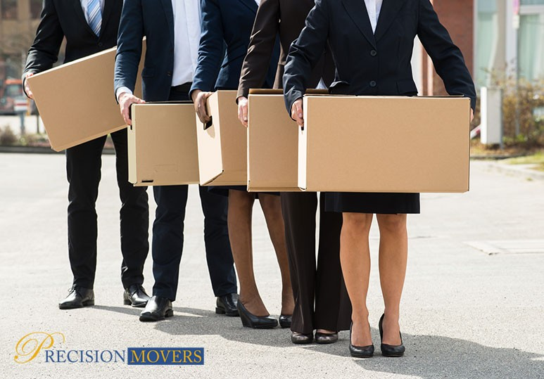 Precision Movers Calgary 15 Tips For an Easy and Stress-Free Company Move