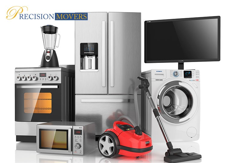 3 Reasons Why You Should Leave Your Appliances Behind When Moving