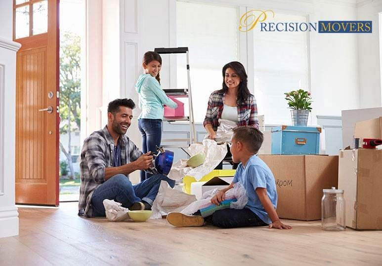 5 Tips For Moving Homes During the Summer