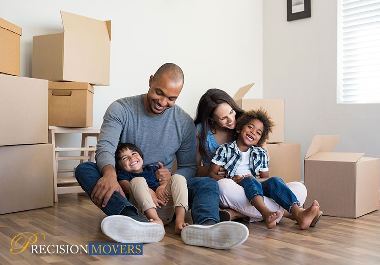 How to Prepare Your Child For a Move
