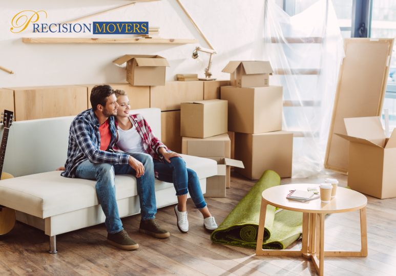 4 Simple Tips For Moving Into a Smaller Home