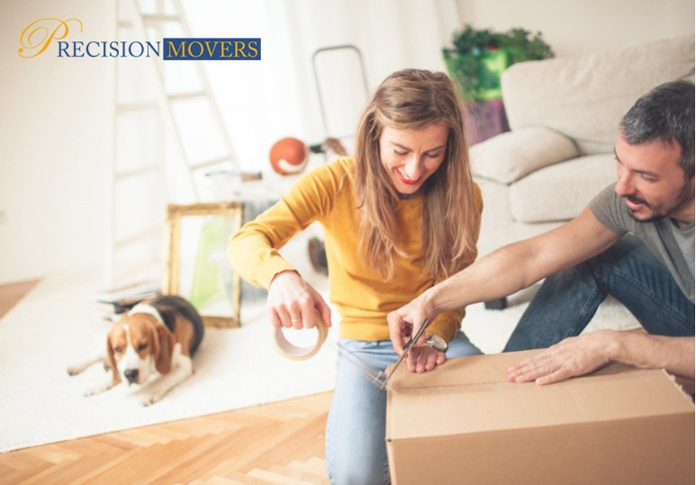 Calgary Residential Moving How Professional Movers Can Help You Pack Your Items for Storage
