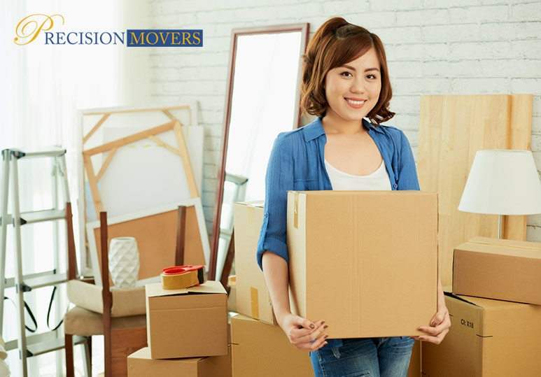 Precision Movers Calgary 3 Tips For Decluttering Your Home Before The Big Move