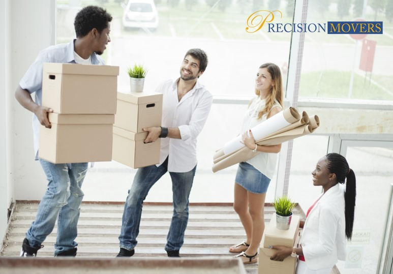 Calgary Moving Services Why You Should Always Hire Professional Commercial Movers